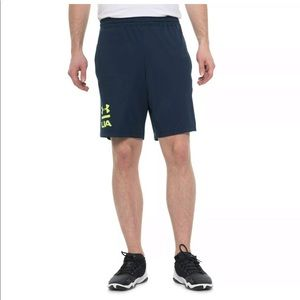 New Under Armour Graphic MK 1 Shorts XL Athletic